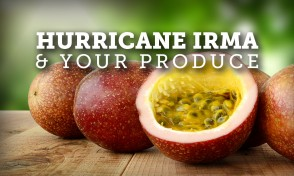 Hurricane Irma and Your Produce