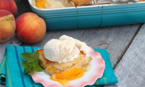 Peach Cobbler Recipes