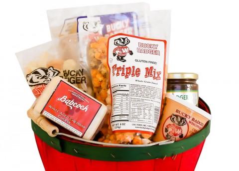Bucky Snack Basket