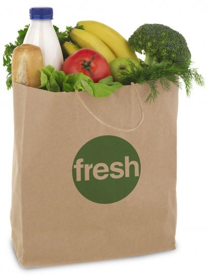 Fresh Grocery Bag