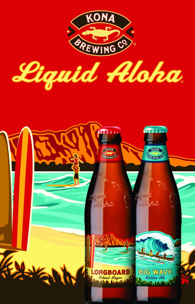 New Beer at Fresh Madison Market Kona Hawaii