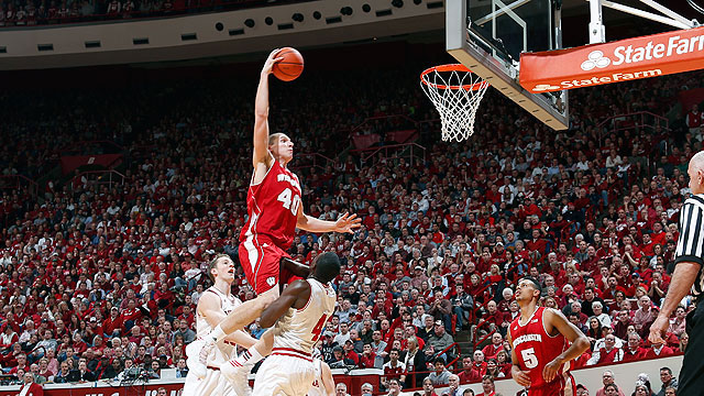 Badgers Indiana Basketball Tickets