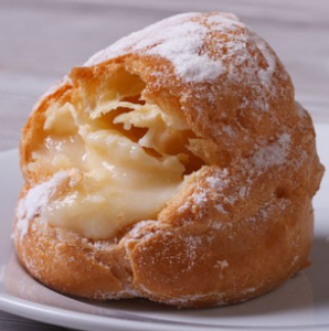Cream Puff Class at Fresh Madison Market